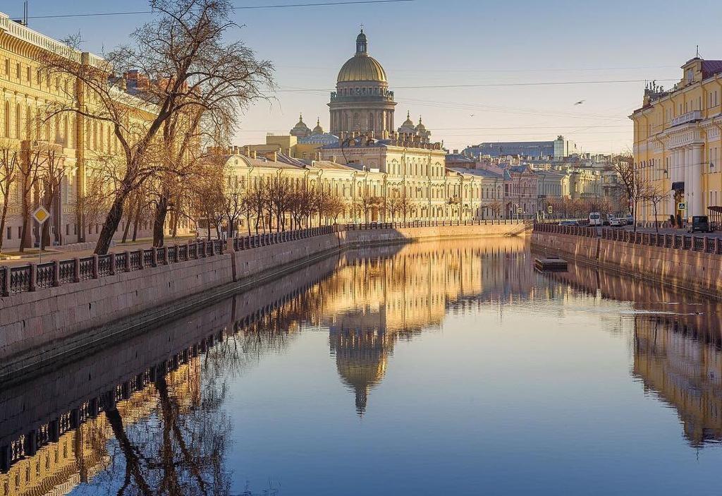 8 марта 2020 года в Санкт-Петербурге фото