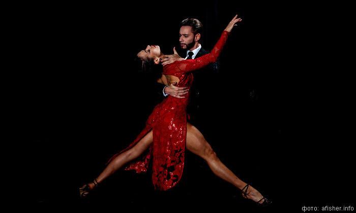 """Шоу-концерт  """"Танец страсти"""