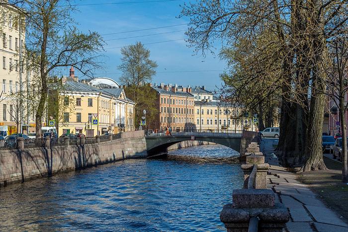 Майские праздники 2020 года в Санкт-Петербурге фото