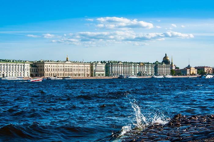 Погода в Санкт-Петербурге в мае фото