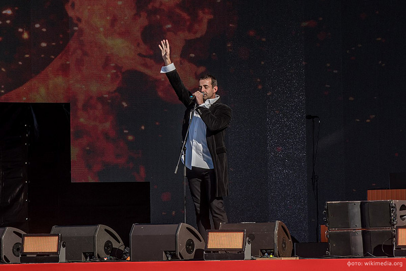 концерт в СПб фото