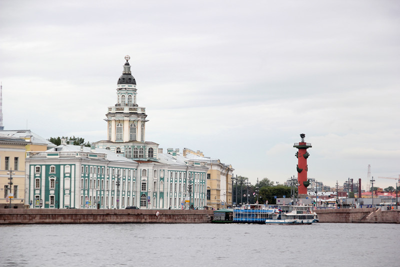погода в СПб фото